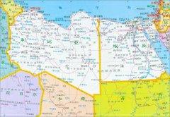 利比亚埃及四天战争爆发