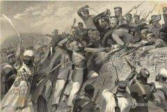 印度白沙瓦起义