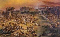 印度发生阿姆利则惨案;死亡1200人