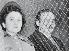 美国审判罗森堡夫妇间谍案