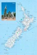新西兰历史的发展阶段简介