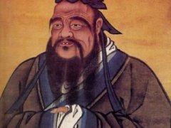 孔子:儒家思想主要代表人物