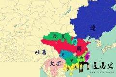 中国封建历史上最没存在感的五代十国,却是一幕最现实的七十二年