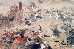 淝水之战:符坚八十万大军败给谢安八万大军