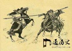 张飞与马超究竟谁的战斗力更强悍,应该是张飞略胜马超一筹