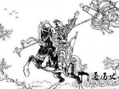 后唐第一猛将,不惧五马分尸,硬生生将马拉了回来