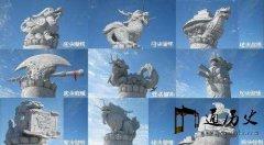 中国传统文化:龙的九个儿子