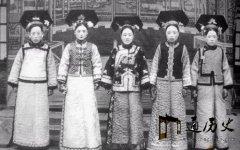 清朝的选秀标准,为何清朝后宫嫔妃各个奇丑无比?只因这两点